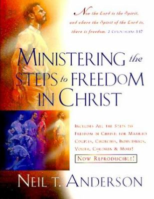 Ministering the Steps to Freedom 9780830721511