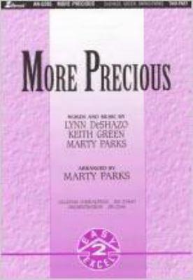 More Precious 9780834196735