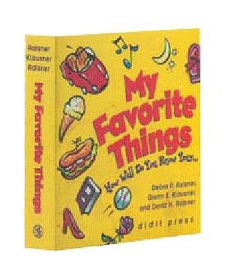 My Favorite Things: How Well Do You Know Your... 9780836231748