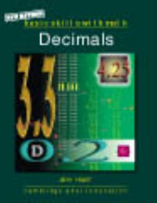 New Basic Skills with Math Decimals C99 9780835957304