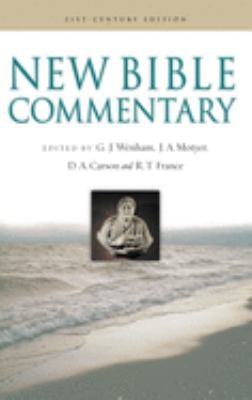 New Bible Commentary 9780830814428