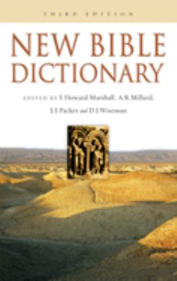 New Bible Dictionary 9780830814398