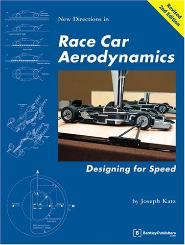New Directions in Race Car Aerodynamics: Designing for Speed 9780837601427