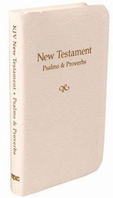 New Testament Psalms and Proverbs-KJV 9780834003330