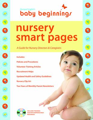 Nursury Smart Pages: A Guide for Nursery Directors & Caregivers [With CDROM] 9780830744985