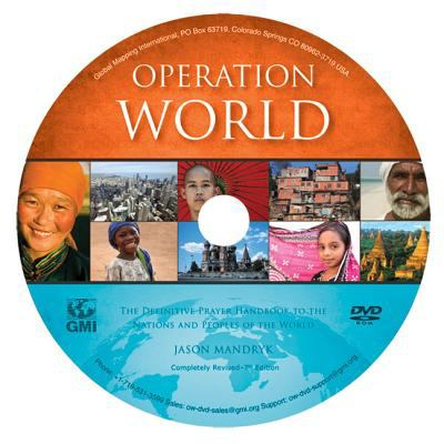 Operation World Professional DVD-ROM
