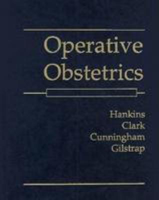 Operative Obstetrics 9780838574096