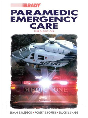 Paramedic Emergency Care 9780835949873