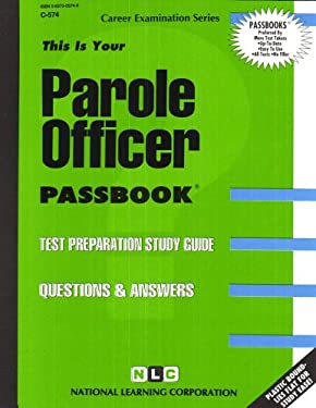 Parole Officer 9780837305745