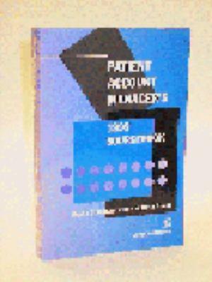 Patient Account Manager's 1999 Sourcebook