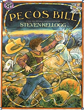 Pecos Bill: A Tall Tale 9780833595430