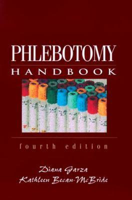 Phlebotomy Handbook 9780838580868
