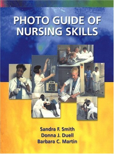 Photoguide of Nursing Skills 9780838581742