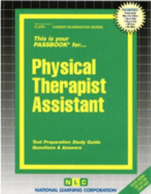 Physical Therapist Assistant Passbook: Test Preparation Study Guide 9780837337913