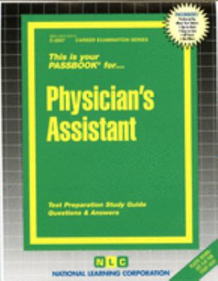 Physician's Assistant 9780837325576