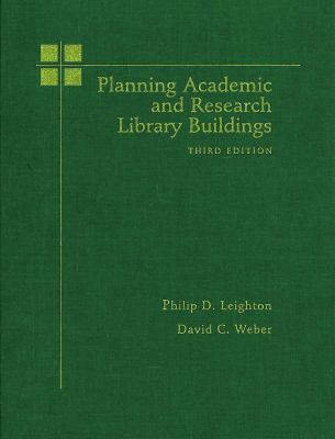 Planning Academic.Buildings 9780838907474