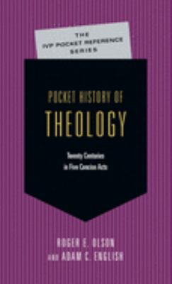 Pocket History of Theology 9780830827046