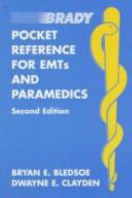 Pocket Reference for Emts and Paramedics 9780835951203
