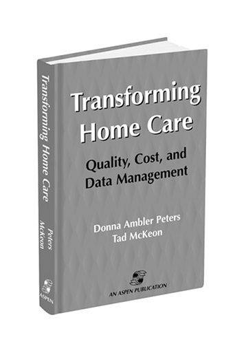 Pod- Transforming Home Care 9780834210721