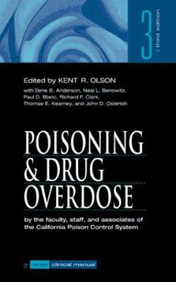 Poisoning & Drug Overdose 9780838502600