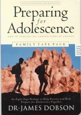 Preparing for Adolescence: Family Tape Pack 9780830725038