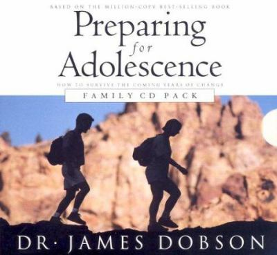 Preparing for Adolescence 9780830731152
