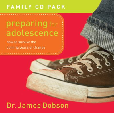Preparing for Adolescence CD Pack: How to Survive the Coming Years of Change 9780830738304