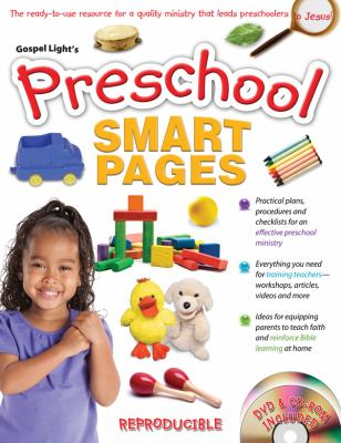 Preschool Smart Pages 9780830751563