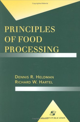 Principles of Food Processing 9780834212695