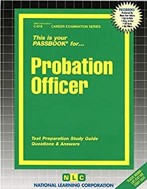 Probation Officer 9780837306193