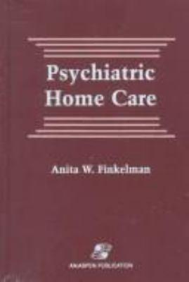 Pod- Psychiatric Home Care 9780834209282