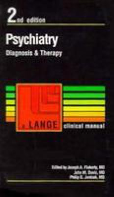 Psychiatry: Diagnosis and Therapy