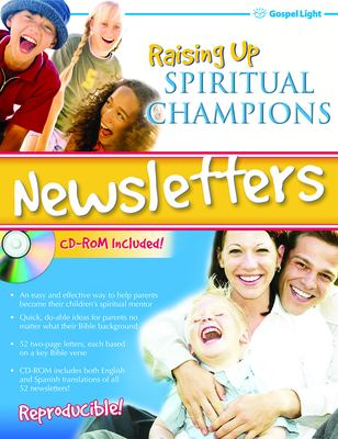 Raising Up Spiritual Champions Newsletters [With 1 Spanish and 1 Engligh CD] 9780830744930