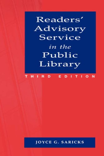 Readers' Advisory Service in the Public Library 9780838908976