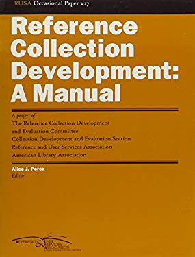 Reference Collection Development