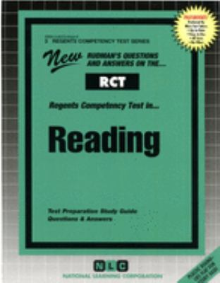 Regents Competency Test In...Reading 9780837364032