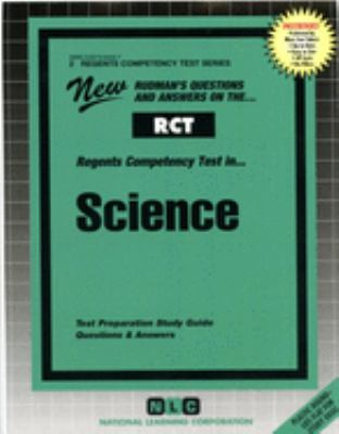 Regents Competency Test In...Science 9780837364025