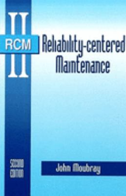 Reliability Centered Maintenance 9780831131463