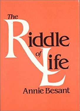 Riddle of Life 9780835602310
