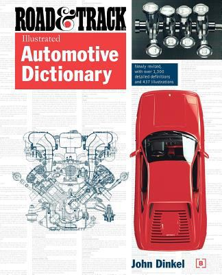 Road & Track Illustrated Automotive Dictionary 9780837601434