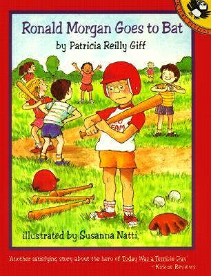 ronald morgan goes to bat by patricia reilly giff susanna