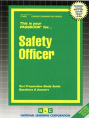 Safety Officer: Test Preparation Study Guide, Questions & Answers 9780837330617
