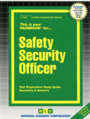 Safety Security Officer 9780837314594