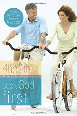 Seek God First [With CD (Audio)] 9780830755721