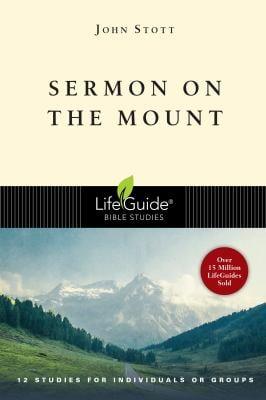 Sermon on the Mount 9780830830367