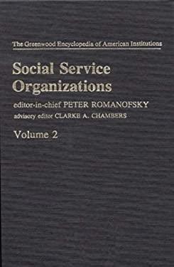 Social Service Org V2 9780837199030