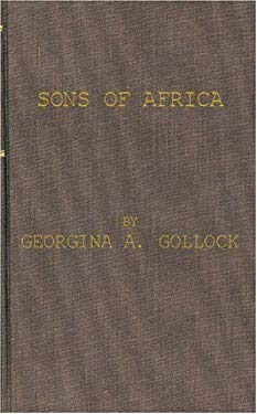 Sons of Africa 9780837117461