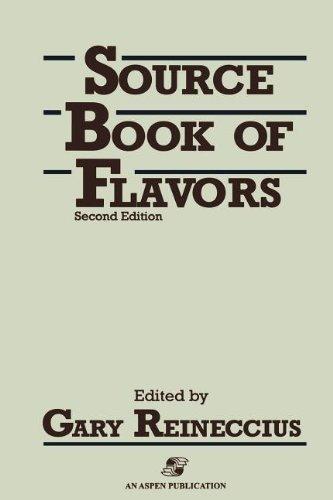 Sourcebook of Flavors 9780834213074