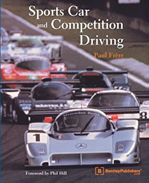 Sports Car and Competition Driving 9780837602028