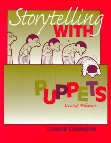 Storytelling with Puppets 9780838907092